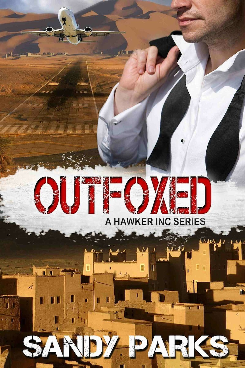 Outfoxed Cover